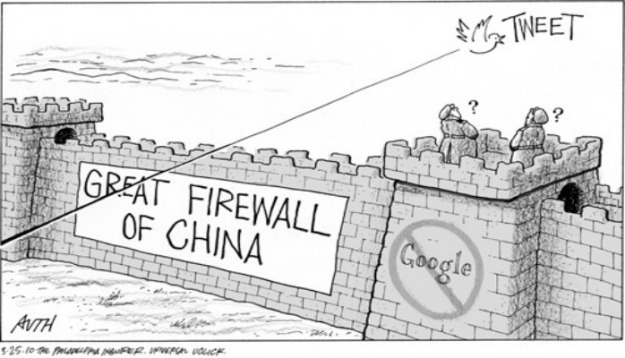 Dougs Blog great firewall of china